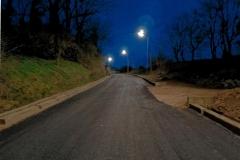 Drumul spre C¦pân¦ iluminat