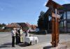 Inaugurare Troiță în localitatea Gilău