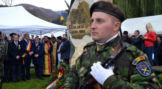 Anul Centenar se sărbătorește și în satul Someșu Rece