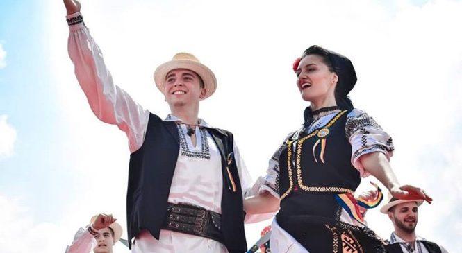 """O vară cu mult joc popular, muncă  şi voie bună pentru Ansamblurile folclorice ale Casei de Cultură """"Dumitru Sopon""""  Gilău"""